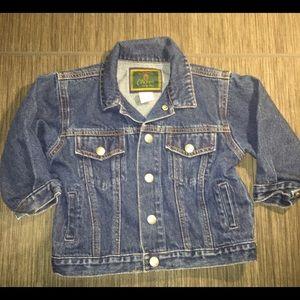 Baby Gap Denim Jacket - Girls 2T